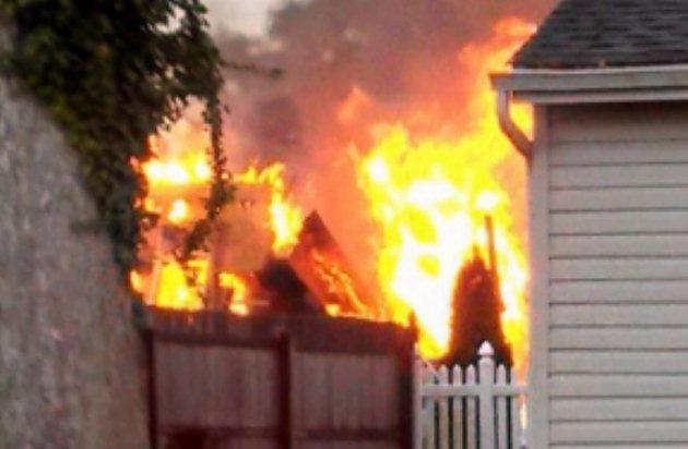 Villas House Explosion