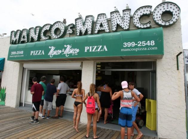 Manco and Manco Pizza
