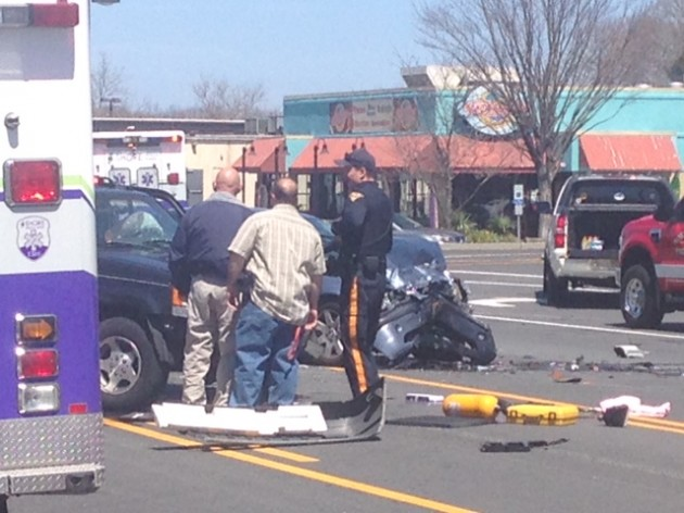 Tilton Road Accident 042114