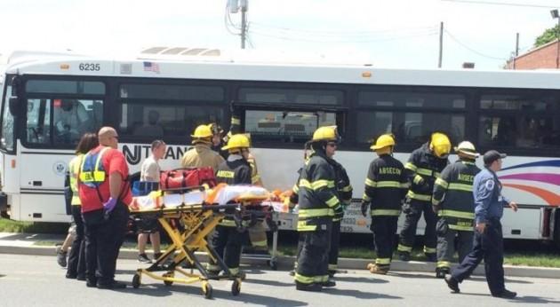 Pleasantville Bus Crash
